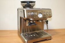 Breville BES870XL Barista Express Automatic Espresso Machine Grinder #E140