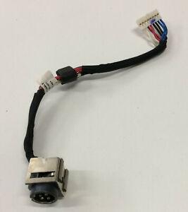 Genuine Toshiba Qosmio X870 X875 DC Power Jack Cable V000947330 6017B036290