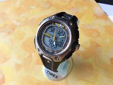 Timex Ironman Triathlon Solar Analog-Digital Training Watch WR100_MINT