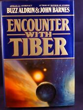 "Buzz Aldrin ""Encountere with Tiber"" Autographed Book with a Coa"