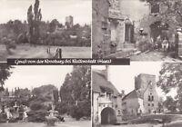 Gruß von der Roseburg bei Ballstedt ( Harz )  , Ansichtskarte, ungel.