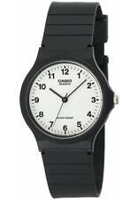 Casio MQ24-7BLL Men's Quartz Resin Watch - Black