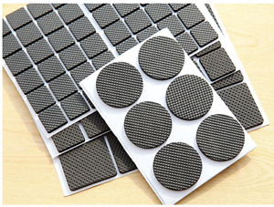 Self Adhesive Anti Scratch Chair Table Leg Pads Floor Protectors