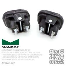 MACKAY ENGINE MOUNTS V6 SUPERCHARGED 3.8L HOLDEN VS-VT-VX-VY COMMODORE/V2 MONARO