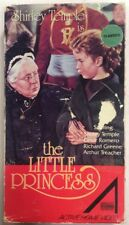 Shirley Temple The Little Princess VHS 1984 Shirley Temple VHSshop.com