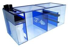 "Trigger Systems Sump Refugium Sapphire Blue 39"" LE BLEMISH SALE!!! - Ships Free"
