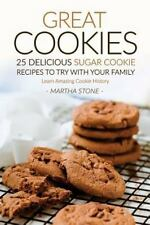 Great Cookies- 25 Delicious Sugar Cookie Recipes to Try with Your Family :...