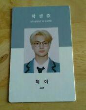 More details for (pls read desc) enhypen jay season's greetings 2021 official kpop id photocard