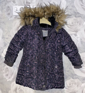 Girls Age 2-3 Years - Next Winter Coat