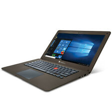 "IBALL COMPBOOK EXEMPLAIRE 14"" LAPTOP @ INTEL ATOM @ 2GB RAM @ 32GB @ WINDOWS 10"