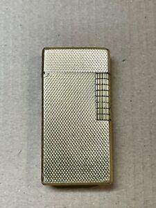 Vintage Gold Plated Dunhill London Lighter.