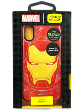 OtterBox Iron Man Apple iPhone X Symmetry Series Case Marvel Glow In The Dark