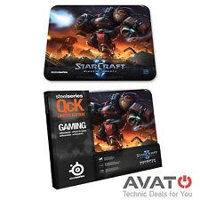 SteelSeries QcK StarCraft II Marauder Edition Gaming Mousepad Mauspad *NEU*