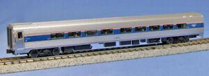 Kato N Scale Amtrak Amfleet II Coach Passenger Car Phase VI #25024 1560951