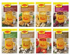 130 x MAGGI 5 MINUTES Instant Soup Mix
