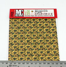 US German Infantry Decal 1/35 Military WWII Model Camouflage WH Splinter Pattern