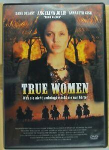 True Women (2004) - DVD - Western - Angelina Jolie sehr gut