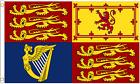 United Kingdom Royal Standard Polyester Flag - Choice of Sizes