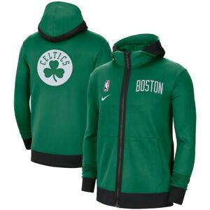 New Nike NBA Boston Celtics Showtime Thermaflex Hoodie Men's 2XL $150 NWT