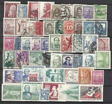 CHILE STAMP COLLECTION  PACKET of 50 DIFFERENT Used Stamps NICE SELECTION