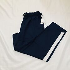 Lili Sport Navy Blue with white stripe Pants Size 3X Business or Casual wear NWT