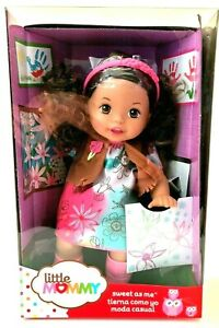 Fisher Price Little Mommy Doll Sweet As Me Boho Doll Tierna Como Casual BOX WEAR