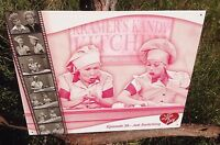 I LOVE LUCY Job Switching Sign Tin Vintage Garage Bar Decor Old Rustic