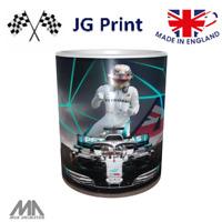 Lewis Hamilton Mercedes F1 Racing Motorsport Mug