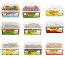 Haribo Sweet Shop Tubs - Over 25 varieties - Retail Display Events Gifts Sweets
