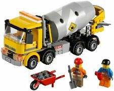 Lego City 60018 Cement Mixer - New & Sealed