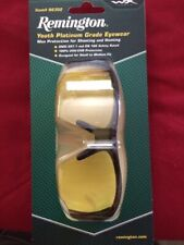 New listing Remington/WileyX Youth Platinum Grade Safety/Shooting Glasses No.: Re302
