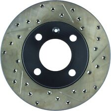 StopTech Front Left Disc Brake Rotor for 82-10 Volkswagen Golf / Audi Coupe