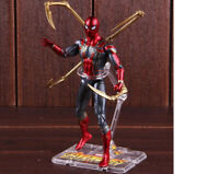 Spider Man Iron Spider Marvel Avengers 3 Infinity War Action figure Toy kids
