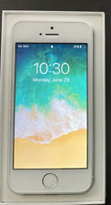 Brand New Apple iPhone SE 32GB (LOCKED) Simple Mobile A1662 - Silver (SHIP FAST)