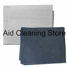 Universal Cooker Hood Filters Extractor Vent Fan Grease Carbon Filter 3pack ch2