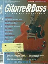 Gitarre & Bass 2006/11 (Hammerfall)