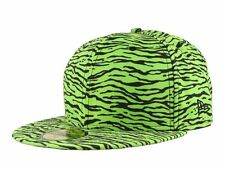 NEW ERA x JEREMY SCOTT Tiger LIMITED EDITION 59Fifty CAP Hat GREEN BLACK size 7