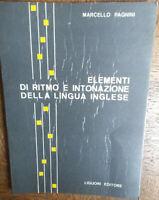 Elementi di ritmo e intonazione della lingua inglese-Pagnini,1969-R