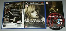Silent Hill 3 - Sony Playstation Two Game PS2 - PAL complete