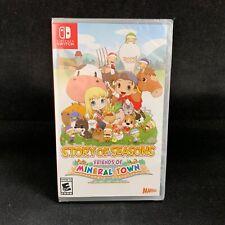 Historia de temporadas: amigos de Mineral Town (Nintendo Switch) Nueva