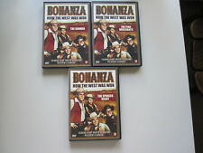 BONANZA - HOW THE WEST WAS WON - 10 DVD