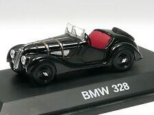 Schuco 1:43 BMW 328 schwarz # 02181