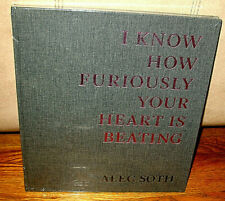 New Sealed SIGNED Alec Soth I Know How Furiously Your Heart Is Beating 1st HC