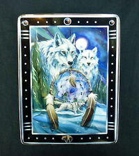 Jody Bergsma On The Arctic Path Collector Plate Franklin Mint Heirloom