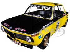 BMW 2002 GS TUNING BASCHE WINNER 1972 LTD ED 1/18 MODEL BY MINICHAMPS 155722712