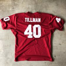 Pat Tillman #40 Arizona Cardinals NFL RARE FOOTBALL JERSEY BY JEFF HAMILTON