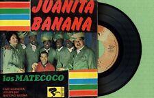 LOS MATECOCO / Juanita Banana / RIVIERA TRE-001 Pressing Spain 1966 EP VG
