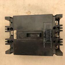 General Electric Ehb3040 40 Amp, 480 volt, 3 pole circuit breaker 4989D52G39