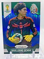 2014 Panini Prizm World Cup GUILLERMO OCHOA Blue Prizm 099/199 Mexico