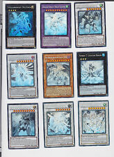 YUGIOH COMPLETE SET OF 34 GHOST RAINBOW DRAGON ERROR STARDUST DRAGON BLACK ROSE
